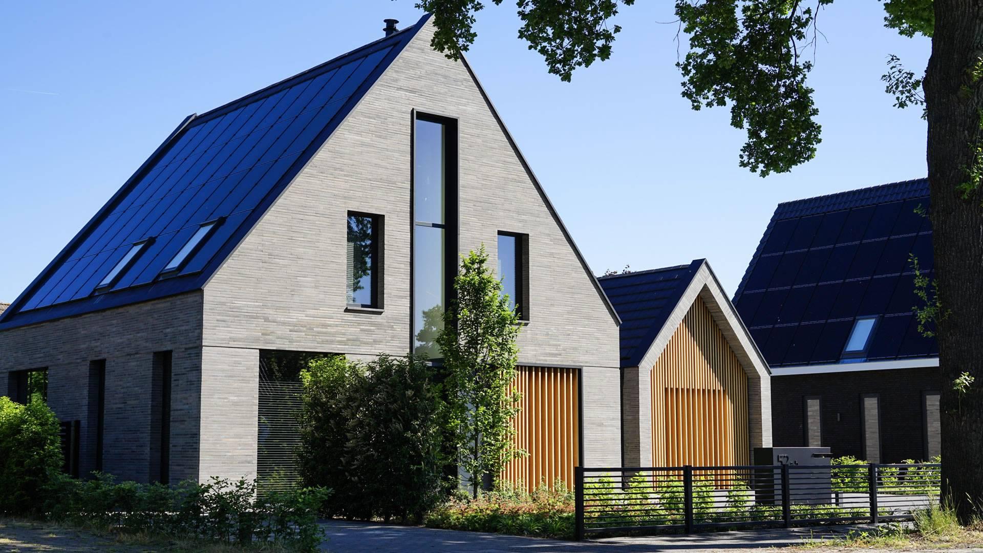 Verouden Bouwbedrijf - Vrijstaande nieuwbouw woning met mantelzorgwoning - 46 - DSC05740
